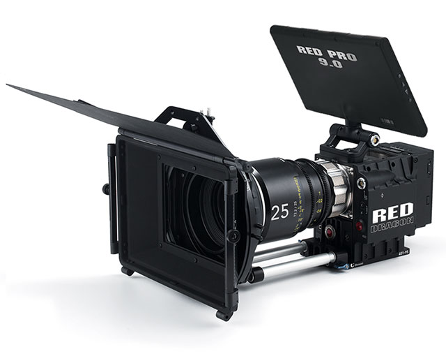 red dragon camera dallas video production