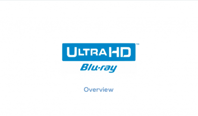 UltraHD Blu-ray Logo